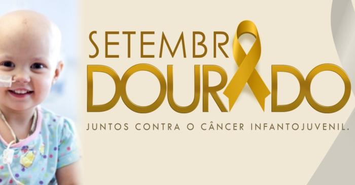 Resultado de imagem para Setembro Dourado conscientiza sobre câncer infantojuvenil